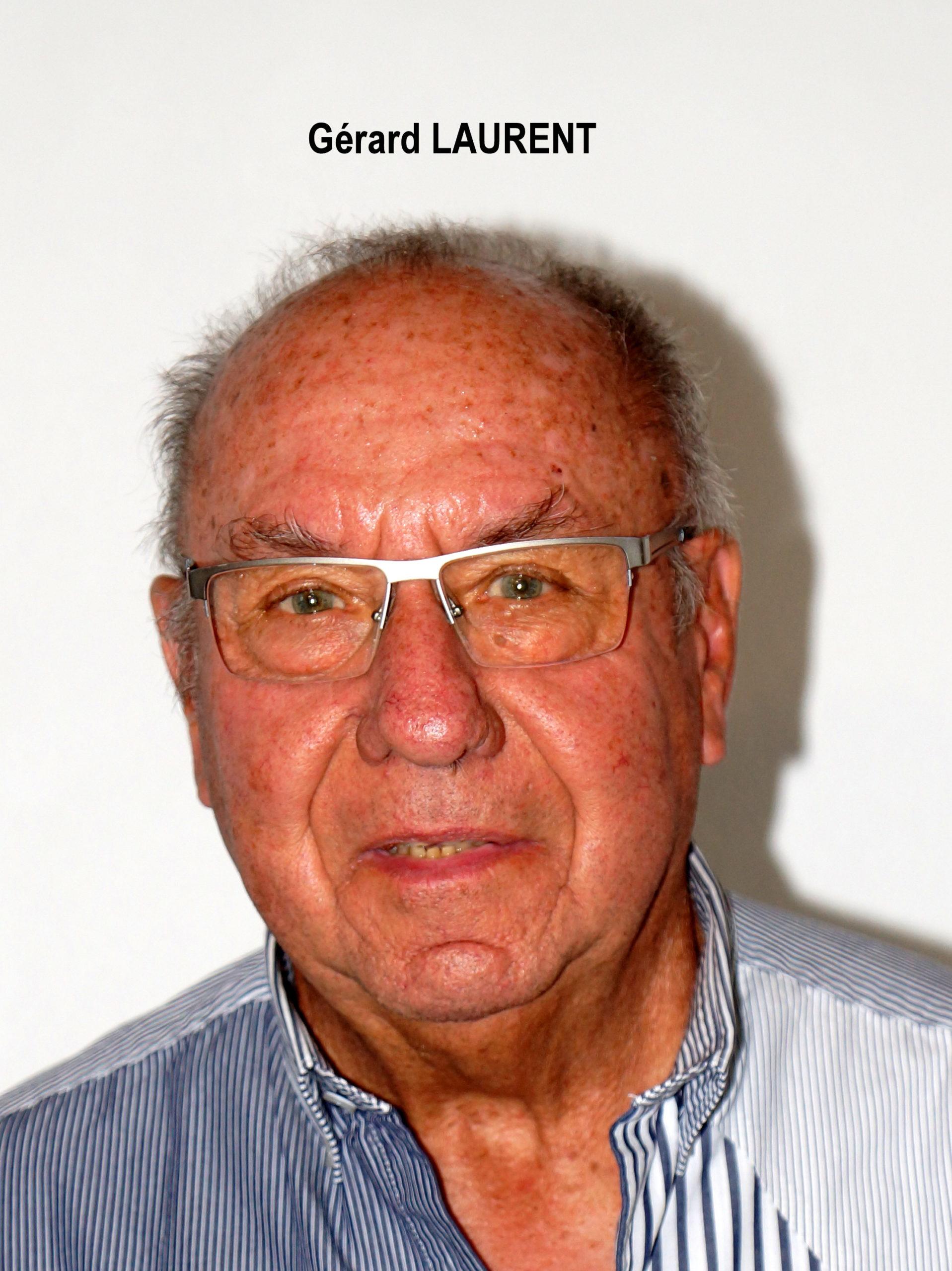 Gérard LAURENT